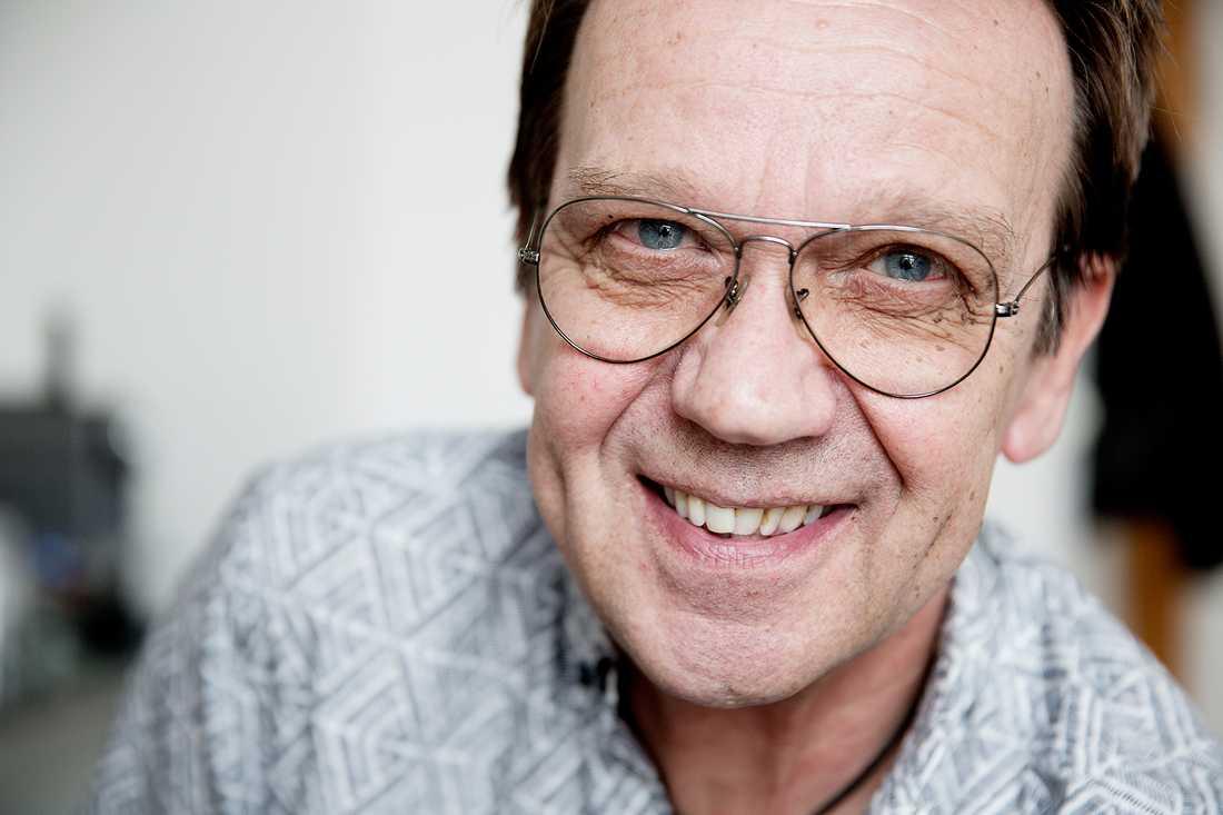 Björn Skifs tror inte på osaliga andar, men har konkurrens av en – i sovrummet.