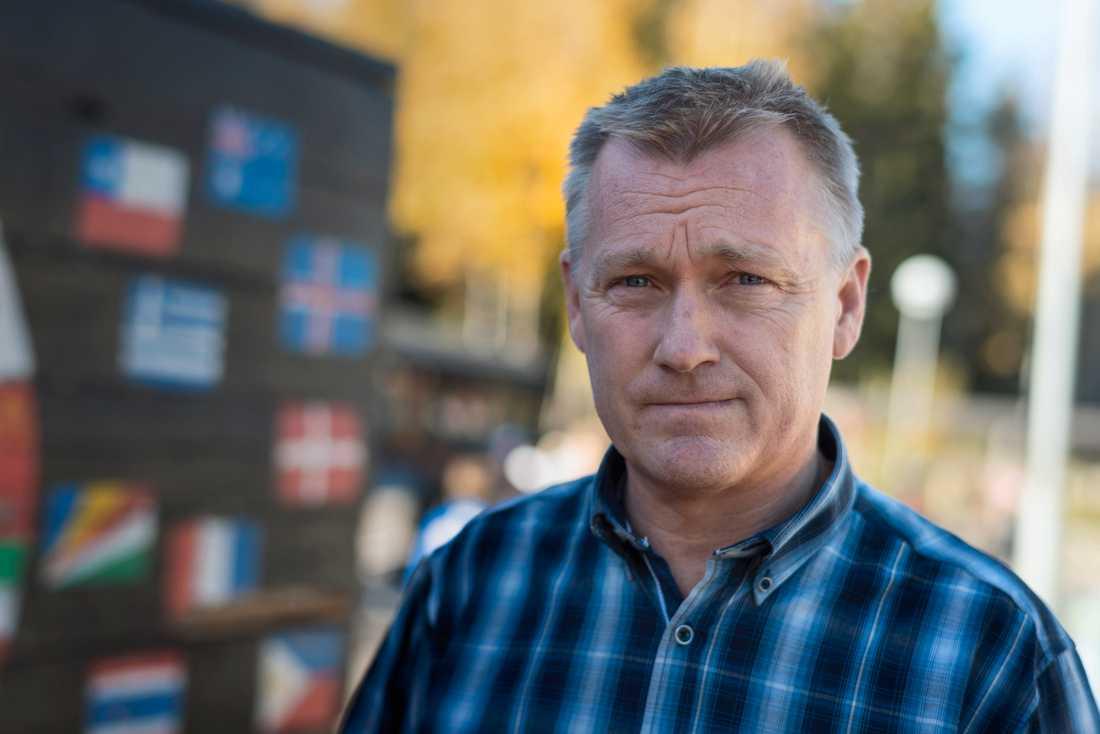Stefan Fredriksson.