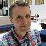 Andreas Olsson, säkerhetsrådgivare på Skatteverket