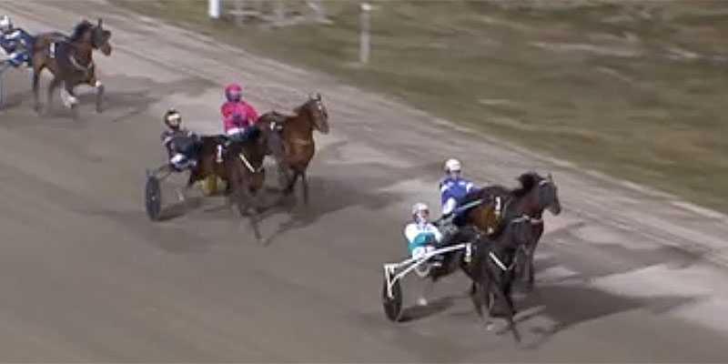 Sorbet vid kvällens imponerande seger i Eskilstuna.