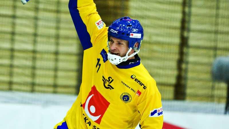 Anders Östling är klar för spel i VSK Bandy nästa säsong.