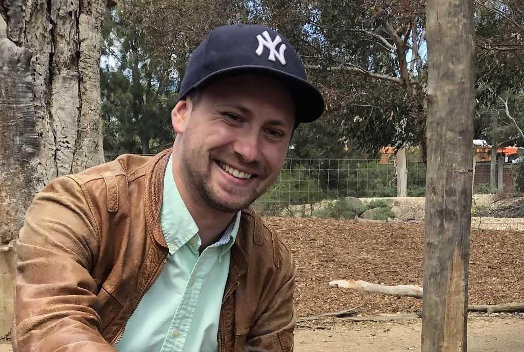 Pontus Hansson bor i Richmond och berättar att flera han känner försöker lämna Melbourne innan gränsen stänger.