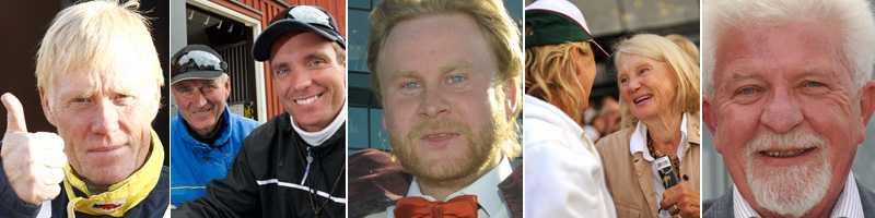 Stefan Melander, Björn och Olle Goop, Calle Wihlborg, Travkompaniet med Margareta Wallenius-Kleberg och Rune Andersson har haft ett riktigt bra år hittills.