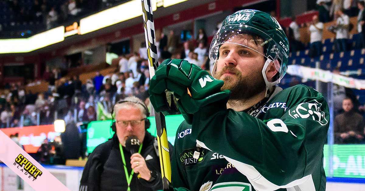 Kaptenen klar för KHL – miljonregn över Färjestad