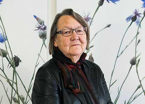 Marit Paulsen har suttit länge i Europaparlamentet och har inga planer på att sluta. I år är hon toppkandidat för Folkpartiet.