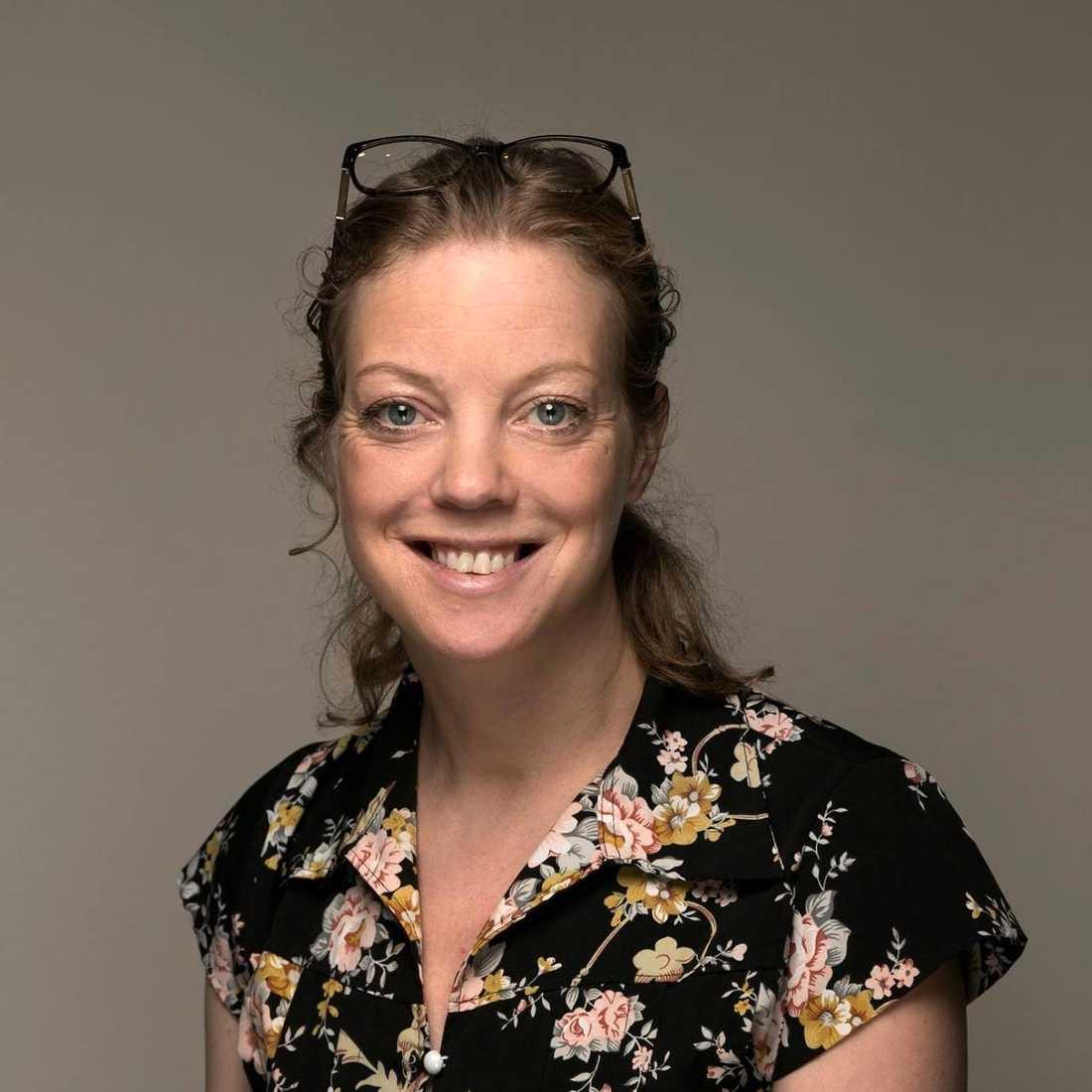 Emma Nilsson, kommunikationschef