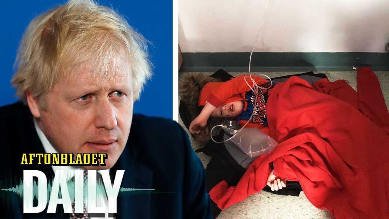 Skandalerna som kan avgöra valet i Storbritannien