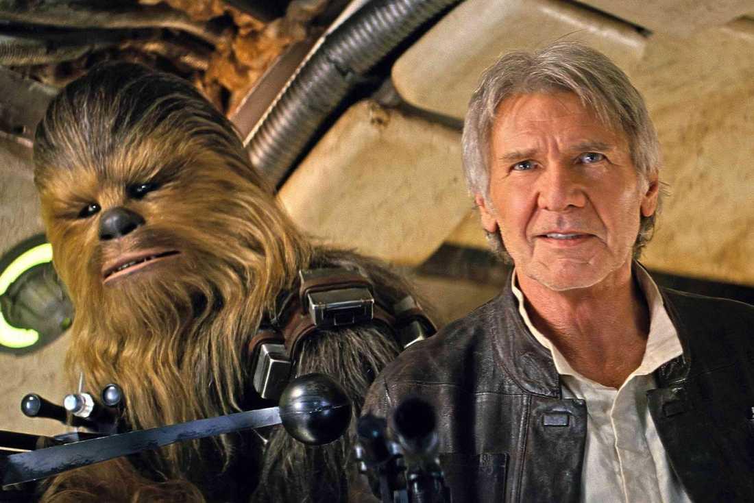 """Star wars: The force awakens"" (2015)."