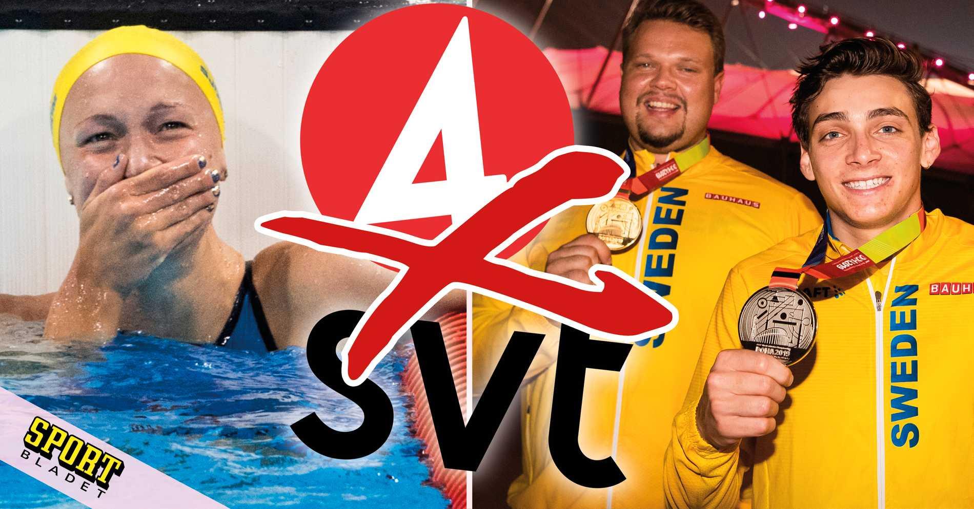 Avslöjar: SVT och TV4 stoppas från OS