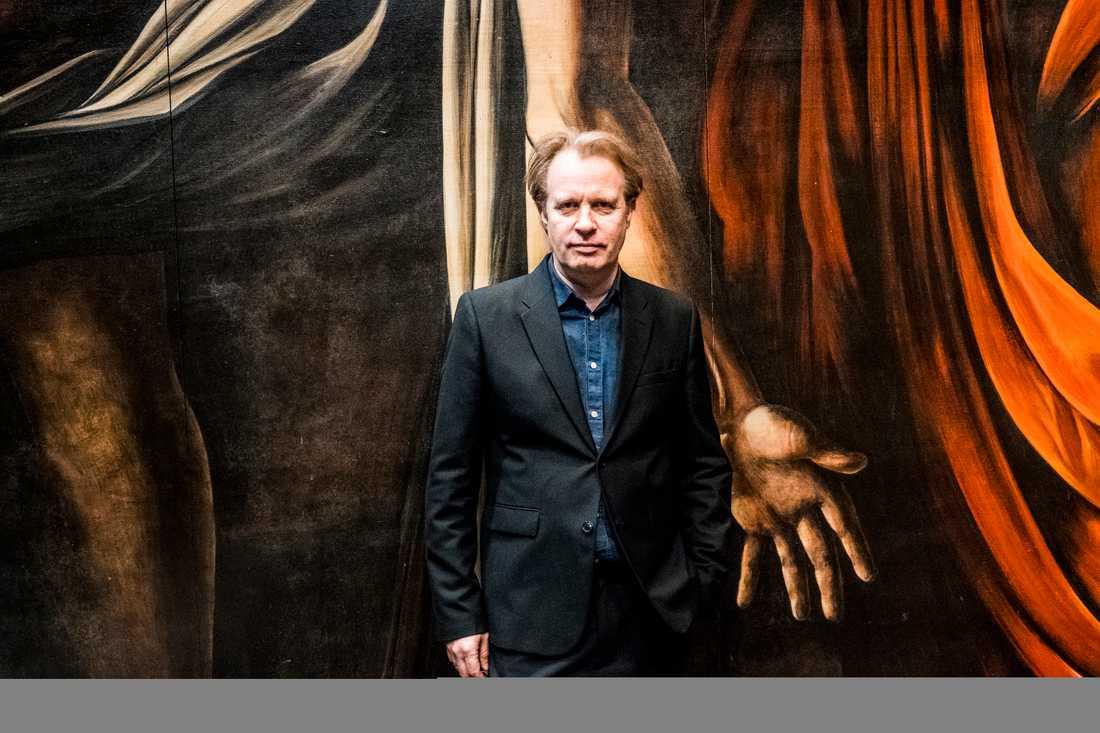 Dramatens vd och teaterchef Eirik Stubø.