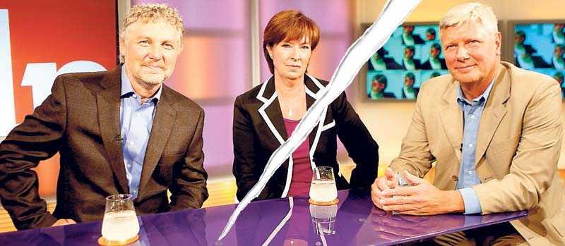Slaget om skurhinken. MP säger nja, V säger nej och S är splittrade i frågan om skatteavdrag för hushållsnära tjänster.