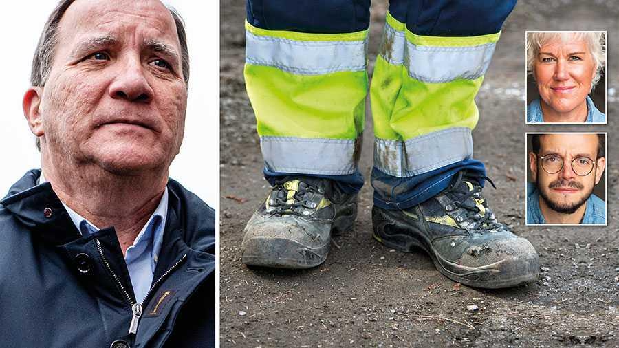 Vårt parti upprepar gärna att den illa fungerande arbetskraftsinvandringen är ett arv från regeringen Reinfeldt, men Riksrevisionens budskap är glasklart: Regeringen gör inte tillräckligt för att stävja exploateringen av utländsk arbetskraft här och nu, skriver Kristina Edlund och Elias Aguirre.