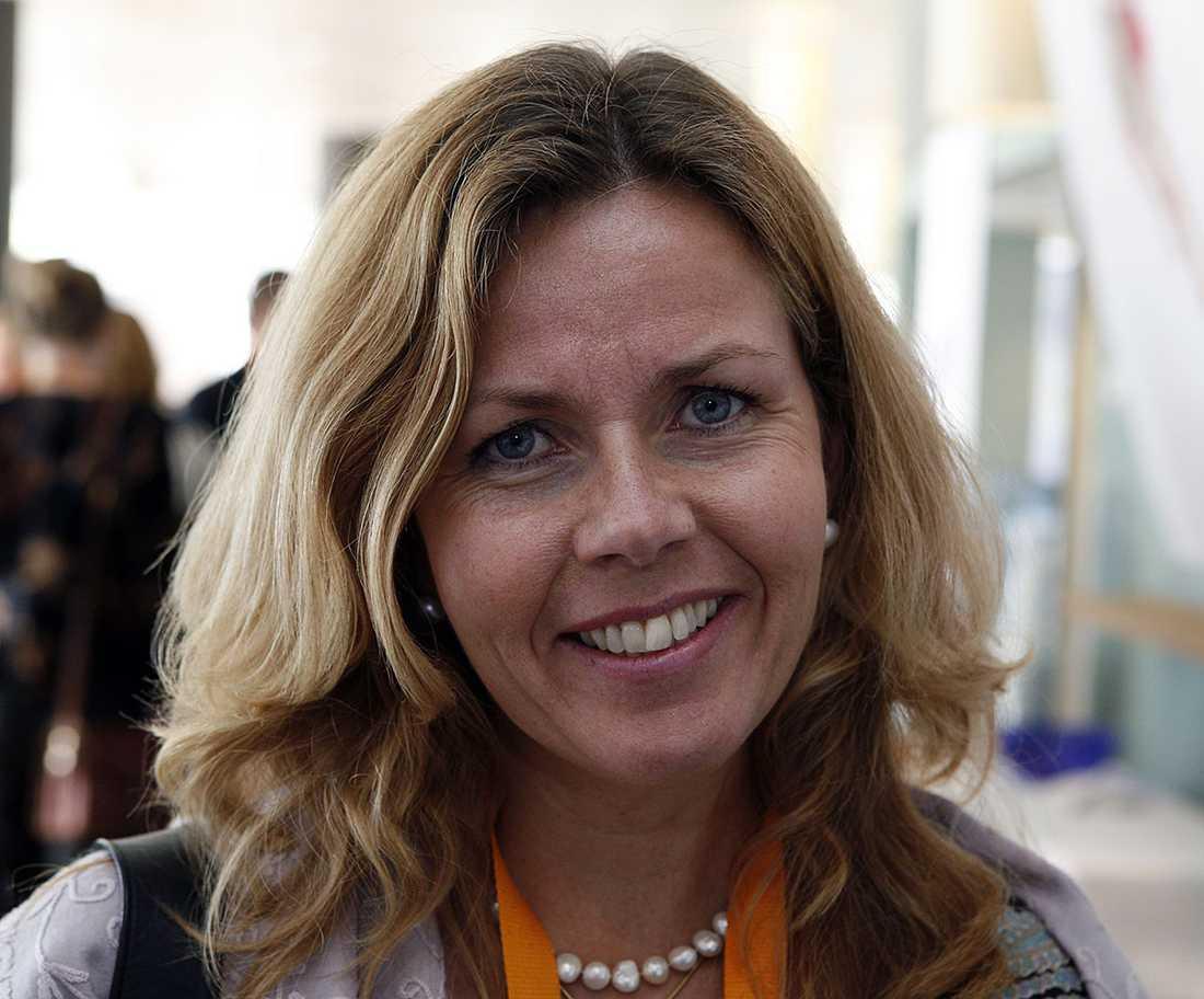 Cecilia Wiktröm (FP).