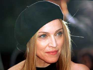 Ångerfull Madonna.