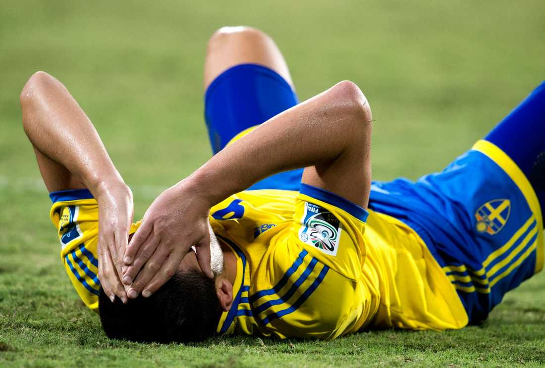 Valmir Berisha blev skyttekung i U17-VM.