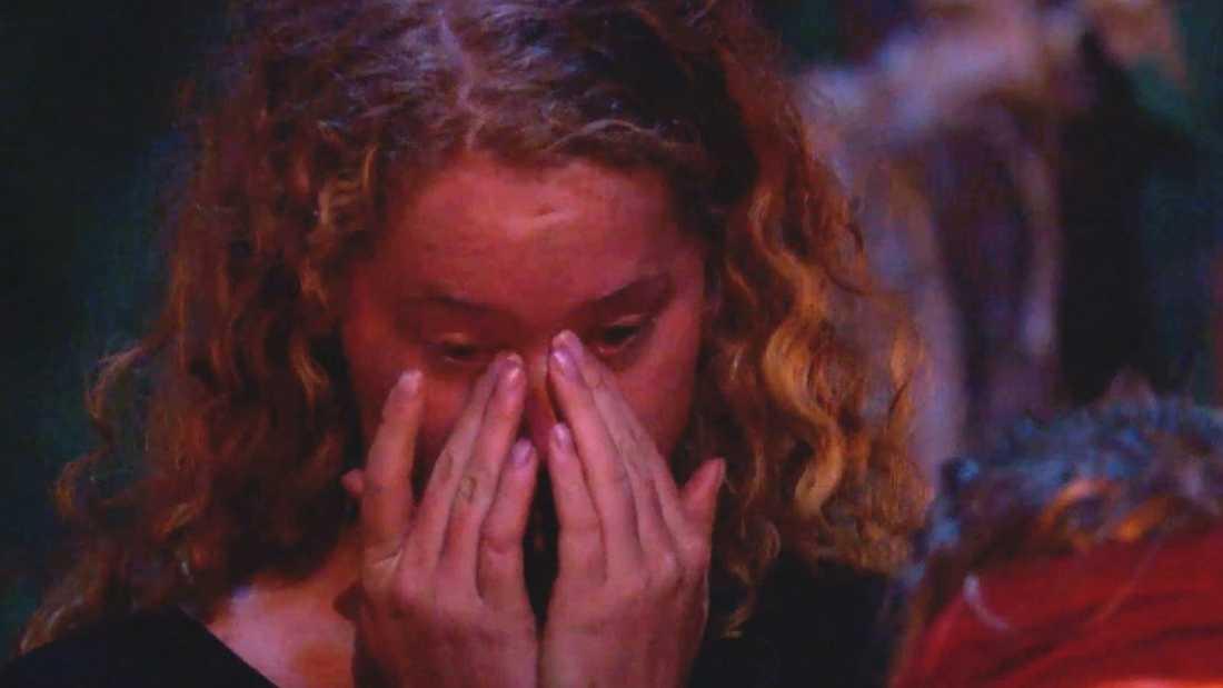 Daniels historia rör Désirée Steno till tårar.