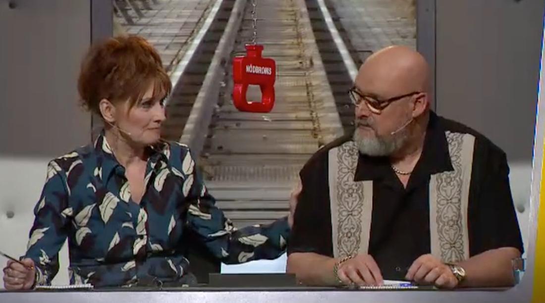 Anne-Lie Rydé och Ronny Svensson
