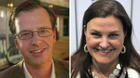 Mikael Damberg, riksdagsledamot (S), och Mikaela Valtersson, ekonomisk talesperson för MP, har gått ut och berömt RUT-avdraget i debattartiklar.