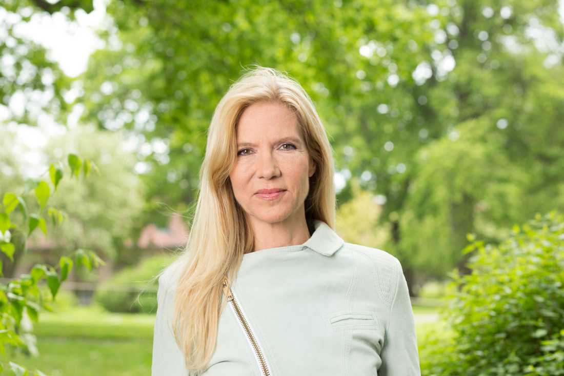Stor kritik mot Liza Marklund – spelade Ultima Thule i P1