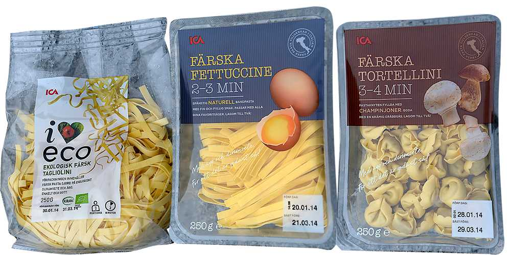 Brukar du köpa färsk pasta från Ica – märkt med matvarujättens egen logotyp? Då finns en risk att du har gynnat Camorran – en av de värsta kriminella organisationerna i hela Europa. Den napolitanska maffian är mer känd för mord,  narkotika och prostitution än spagetti – men nu har livsmedlen blivit en mångmiljonaffär för dem. Aftonbladet kan i dag avslöja att Ica säljer pasta från ett företag som polisen misstänker har stått under brottssyndikatets kontroll.