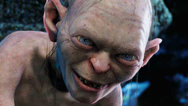 """Gollum blir ett kärt (?) återseende i """"Bilbo""""-filmen."""