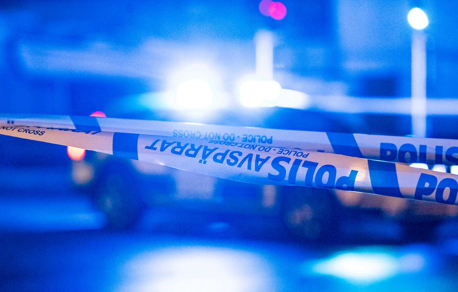 Någon eller några har skjutit in i en lägenhet i Landskrona. Arkivbild.