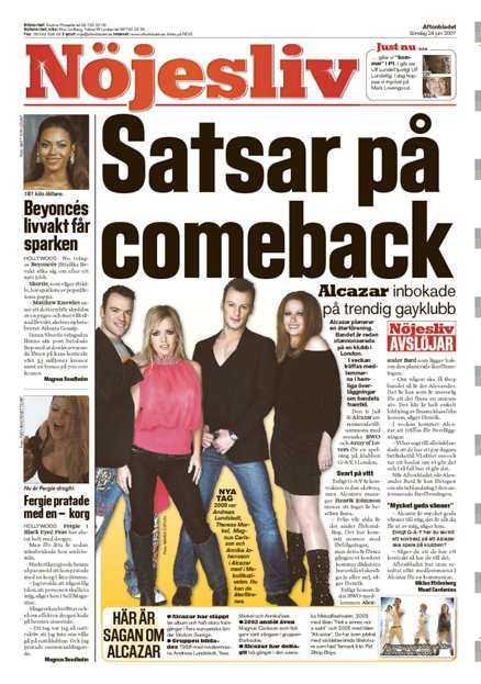 Aftonbladet den 24/6.