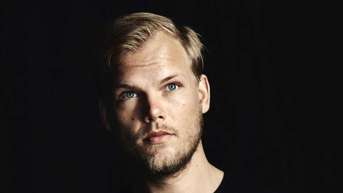 "Tim ""Avicii"" Bergling dog i april 2018."