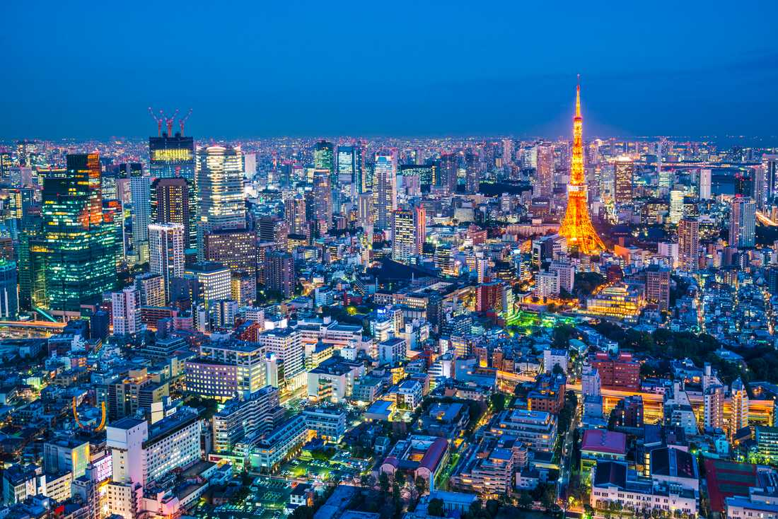 Tokyo blir nästa stad med egen nakenkrog.
