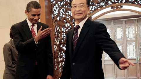 Kina agerar mer och mer som en stormakt.