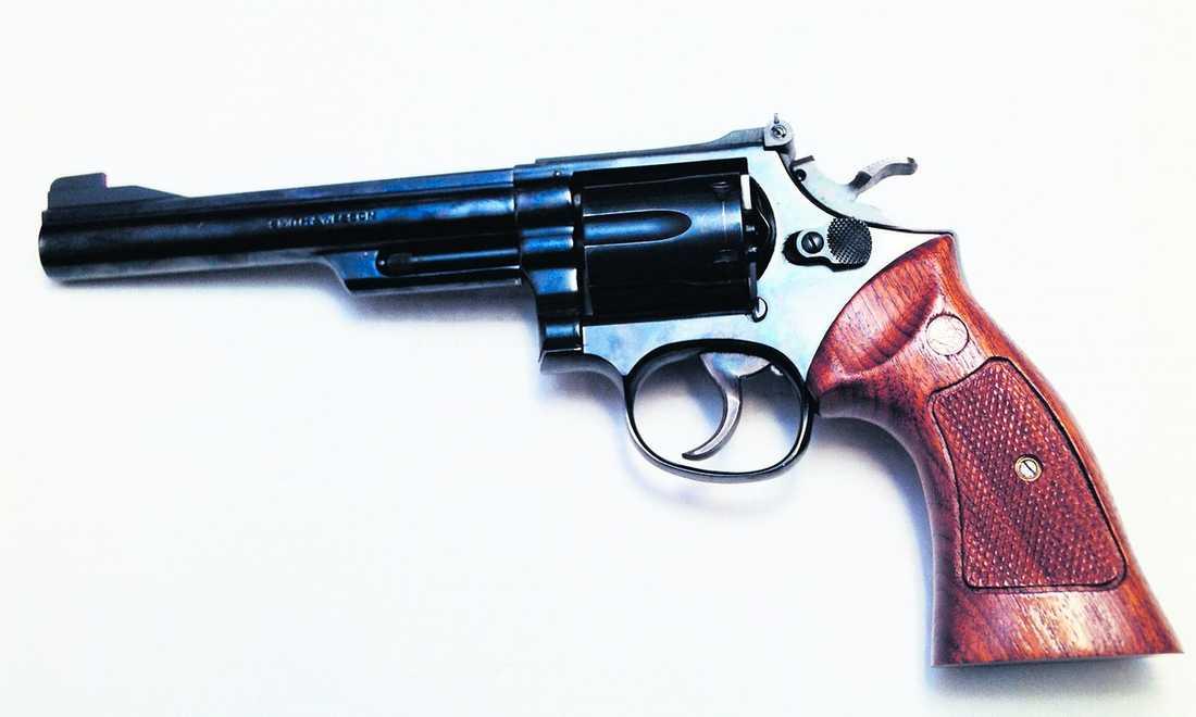 Författaren Paul Smiths kedja av indicier leder till en man som ägt en revolver av märket Smith & Wesson med kalibern .357 Magnum.