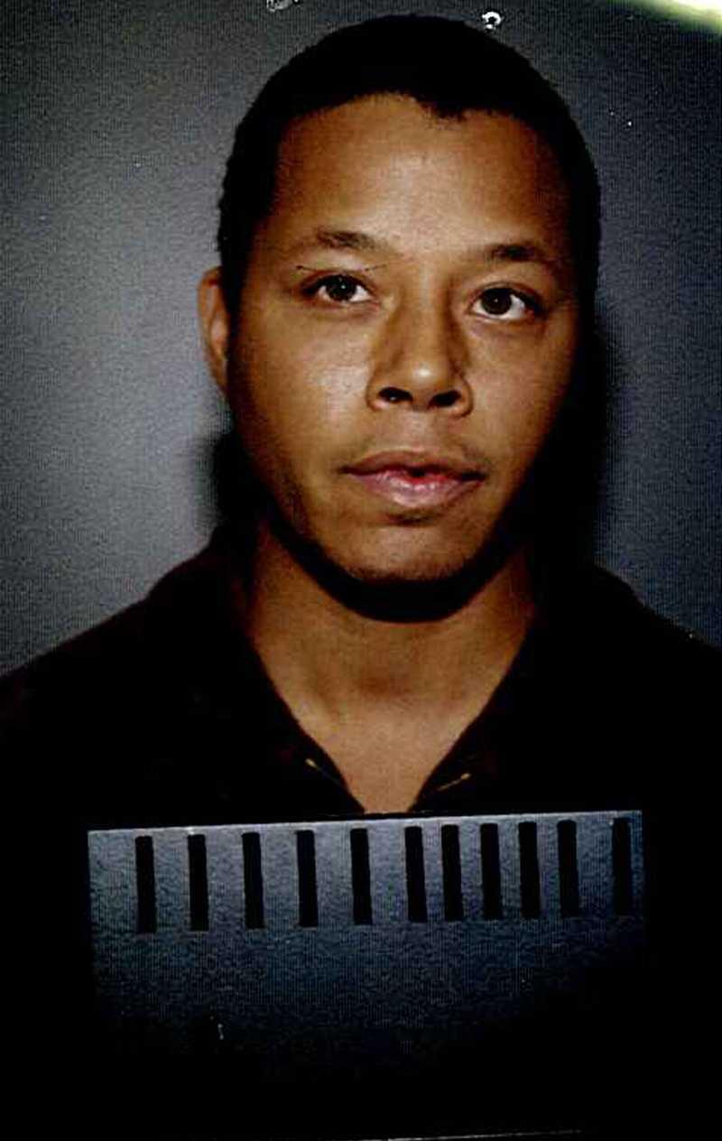 Terrence Howard greps 2011 anklagad för att ha attackerat sin fru.