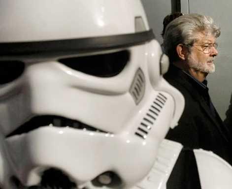 George Lucas, mannen bakom Star Wars-filmerna, uppges ha en förmögenhet på 3 miljarder dollar.