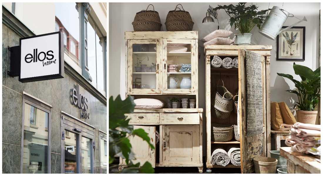 Ellos har öppnat en ny butik i Göteborg.
