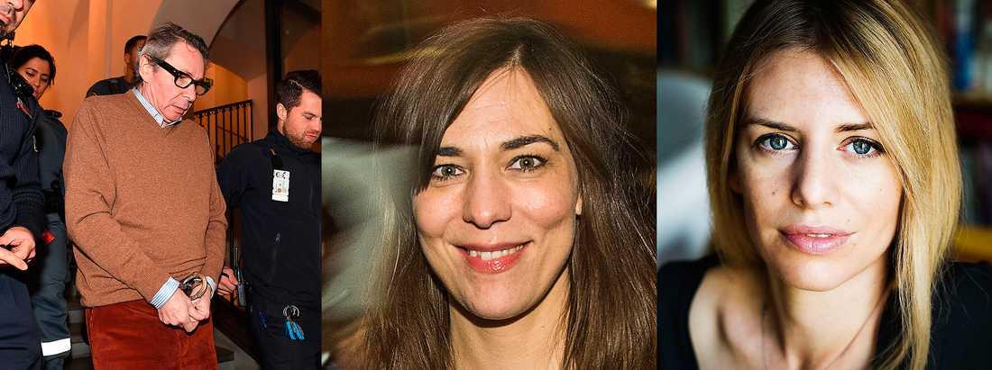 Jean-Claude Arnault, DN:s Malin Ullgren och Kajsa Ekis Ekman är exempel på vad som diskuterats under kulturåret.