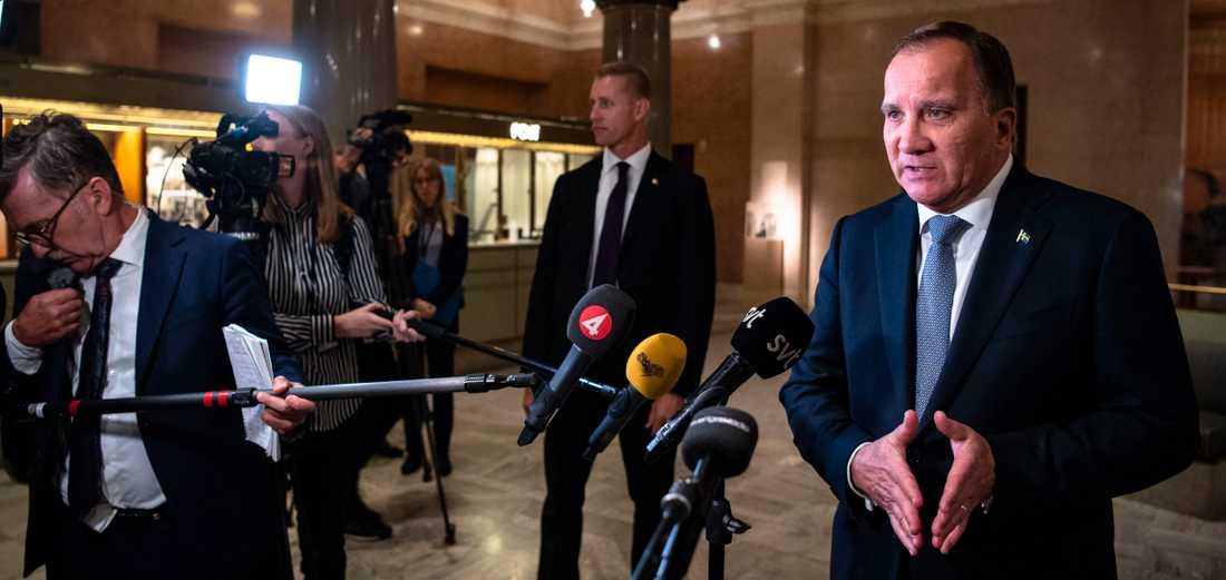 Stefan Löfven sa i veckan att Sverige har haft en stor migration genom åren som inneburit att landet inte har klarat av integrationen tillräckligt bra.