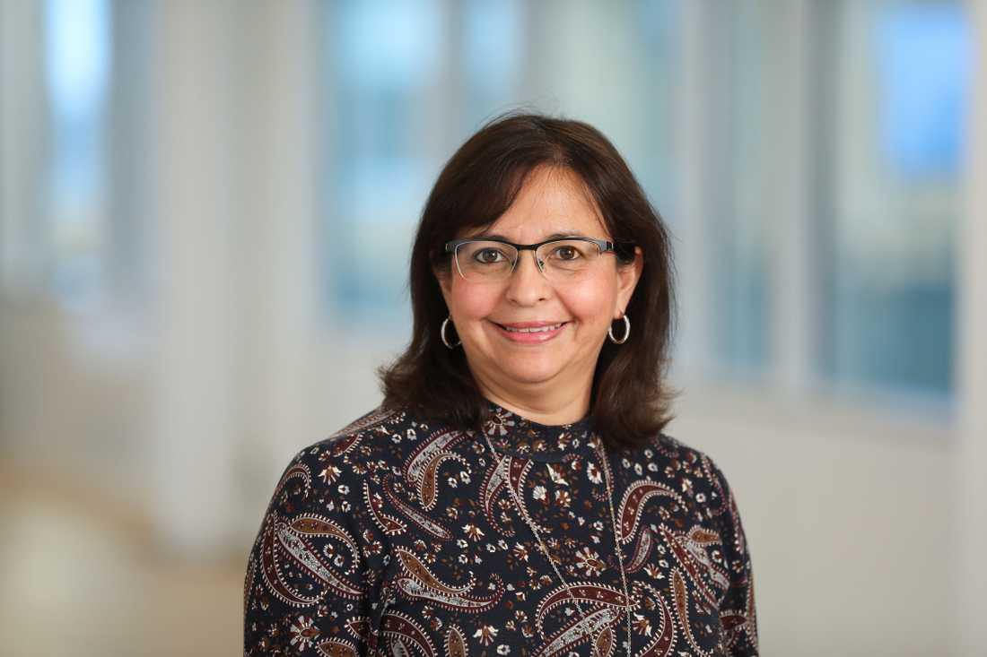 Lorena Olivares, projektledare på Svenska institutet för standarder, gläds åt det nya initiativet.