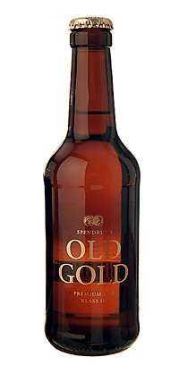 +++++ Old Gold Spendrups Styrka: 5,0 % Pris: 11:90 kr/33 cl Omdöme:Aromatisk humlesyra med frisk och ihållig beska.