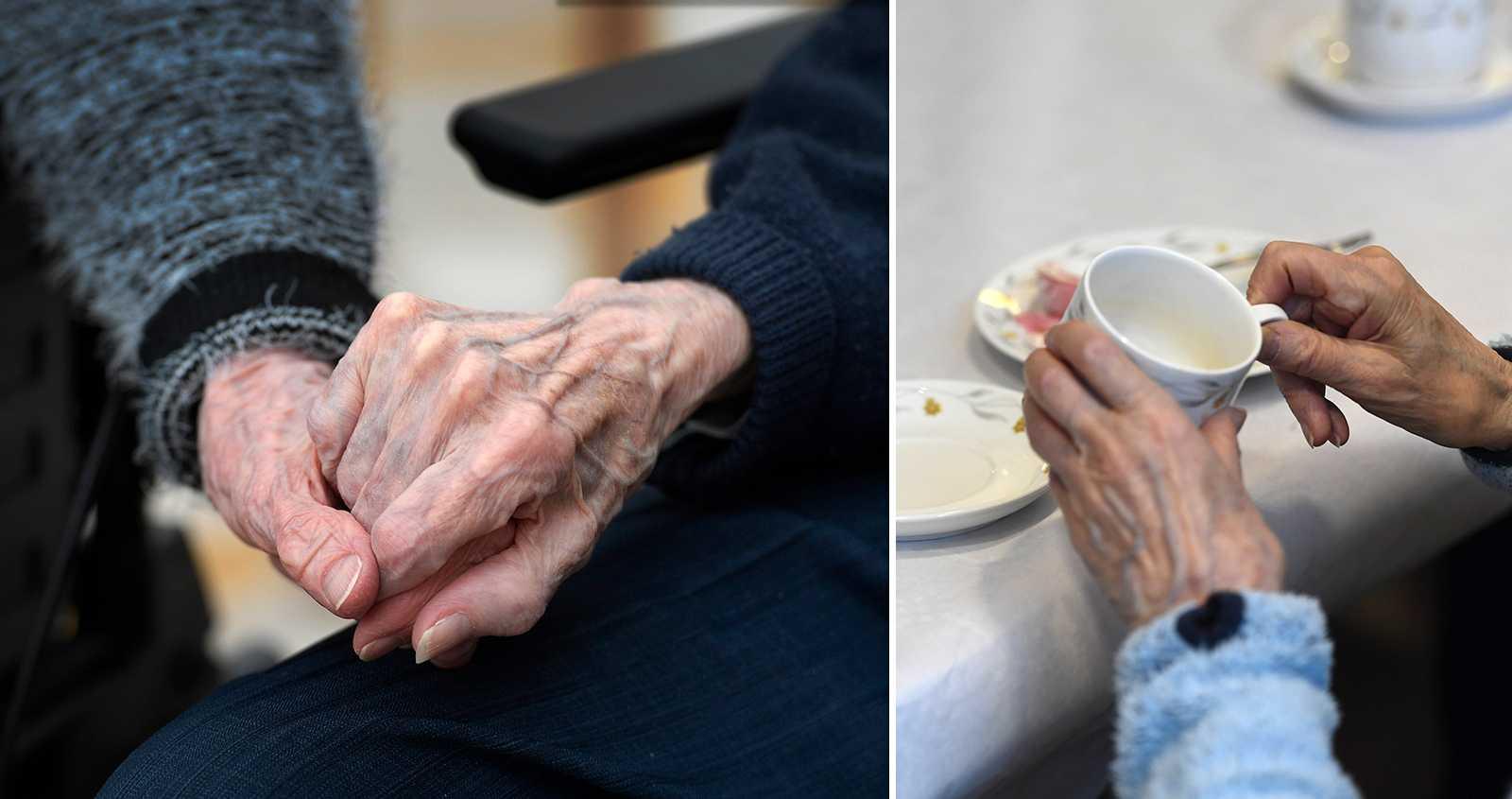Oskarshamn: Nils Ekman lämnar miljoner till äldre
