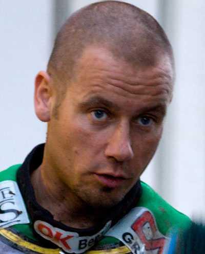 Pedersen – saknad för Lejonen.