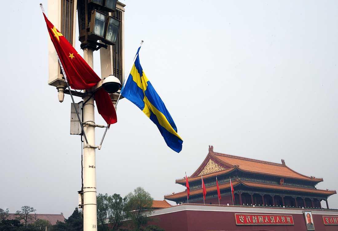SÄPO:s årsrapport pekar ut tre hot mot Sverige och den svenska demokratin: Kina, Ryssland och svenska högerextrema miljöer.