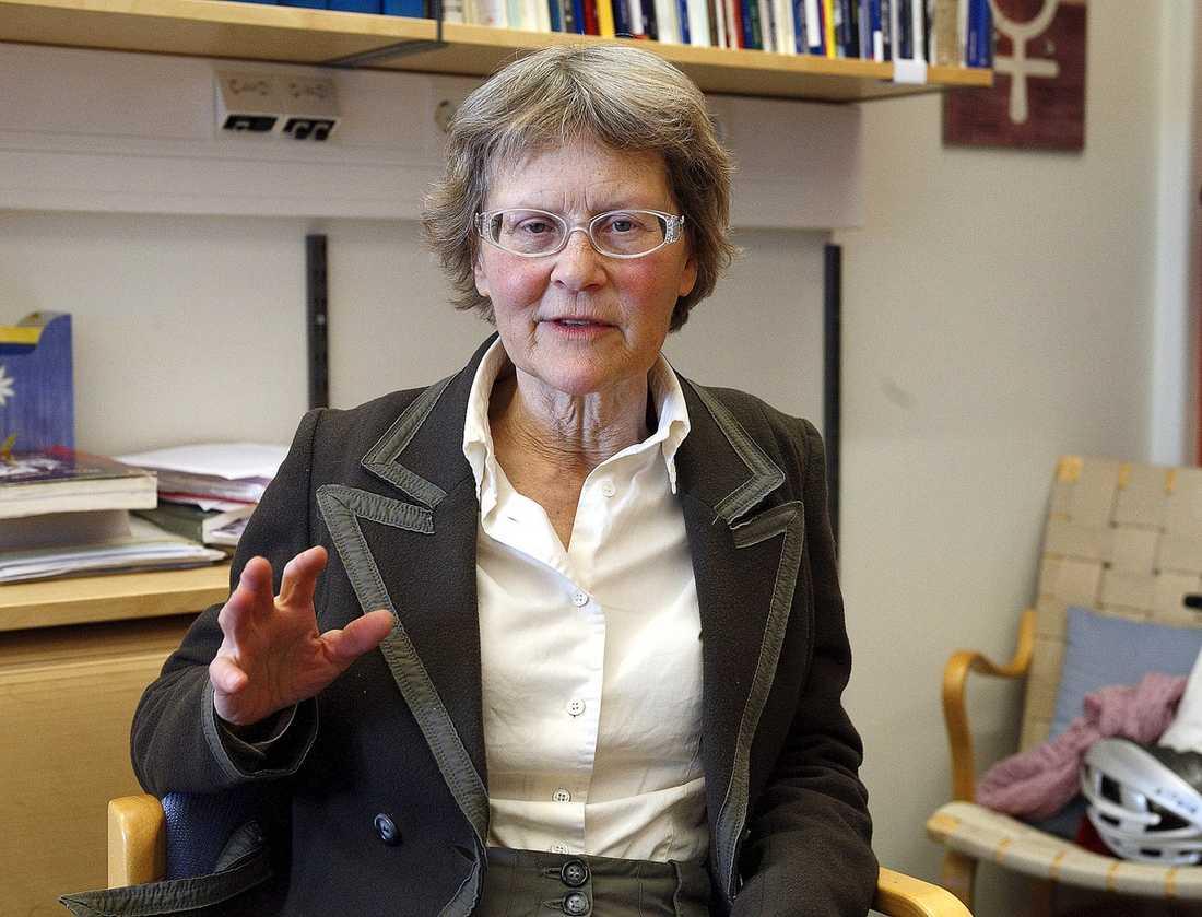 """""""LCHF-dieten påverkar hjärnan negativt"""", säger Charlotte Erlanson-Albertsson."""
