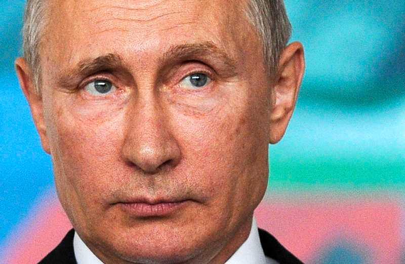 Ryssland är i Syrien och bombar tillsammans med Assad civila.