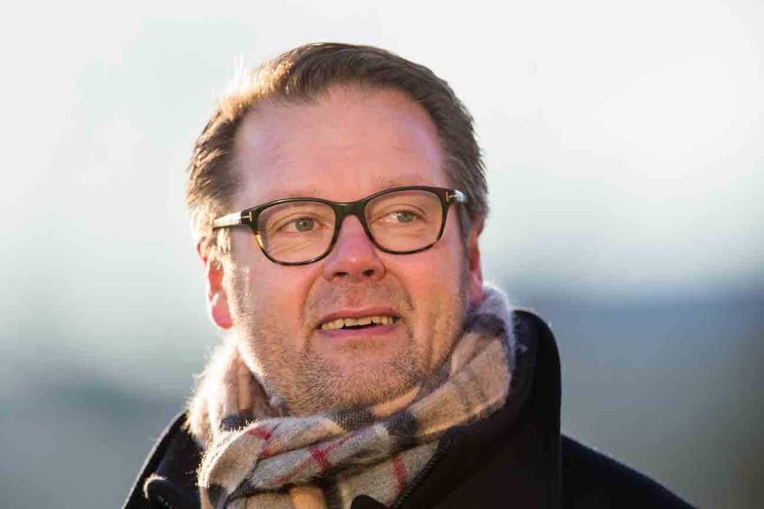 Mikael Ahlerup.