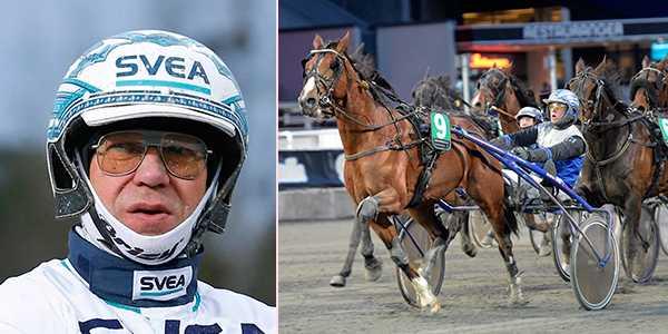 Örjan Kihlström och Exit Angot spikas i V86–8.