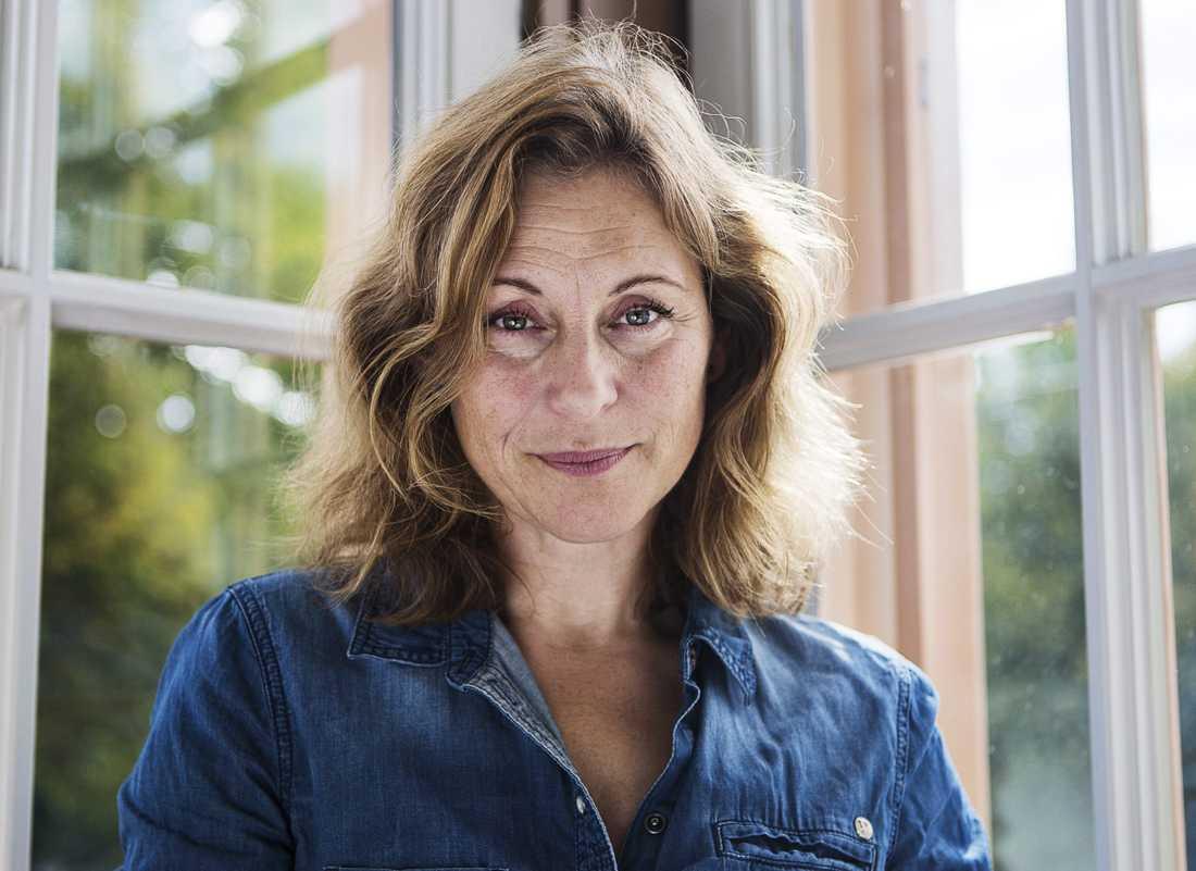 Helen Sjöholm.