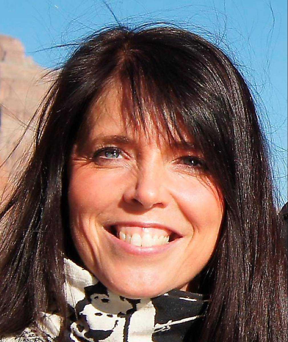 Susanne Hasselsjö.