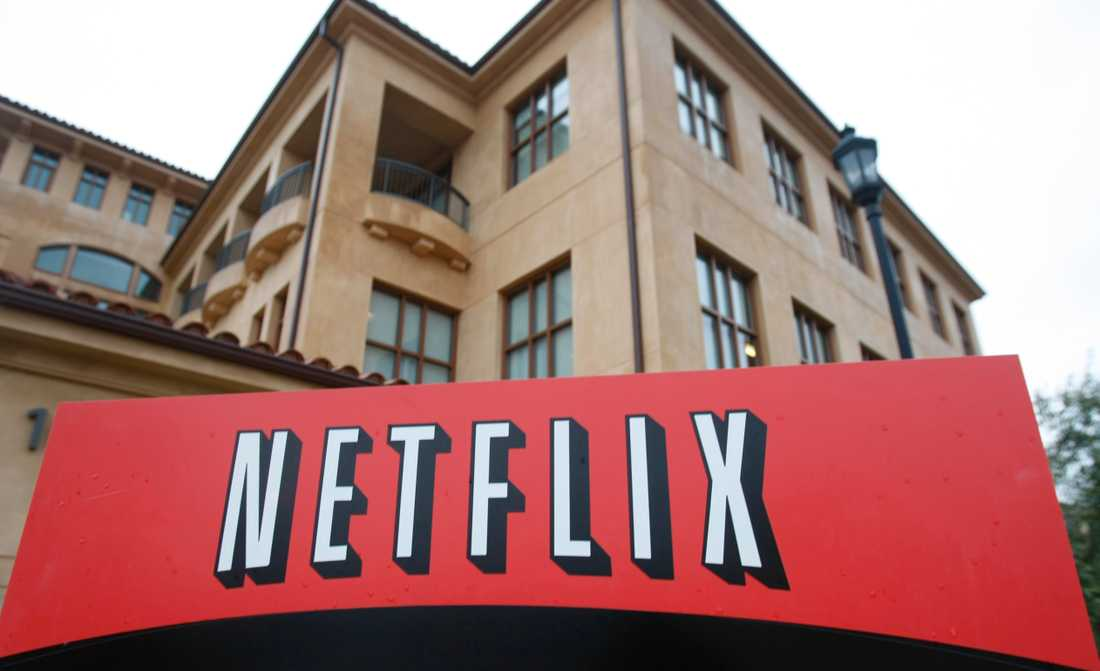 Netflix grundades i slutet av 1990-talet då man levererade filmer och tv-serier via postorder. Arkivbild.