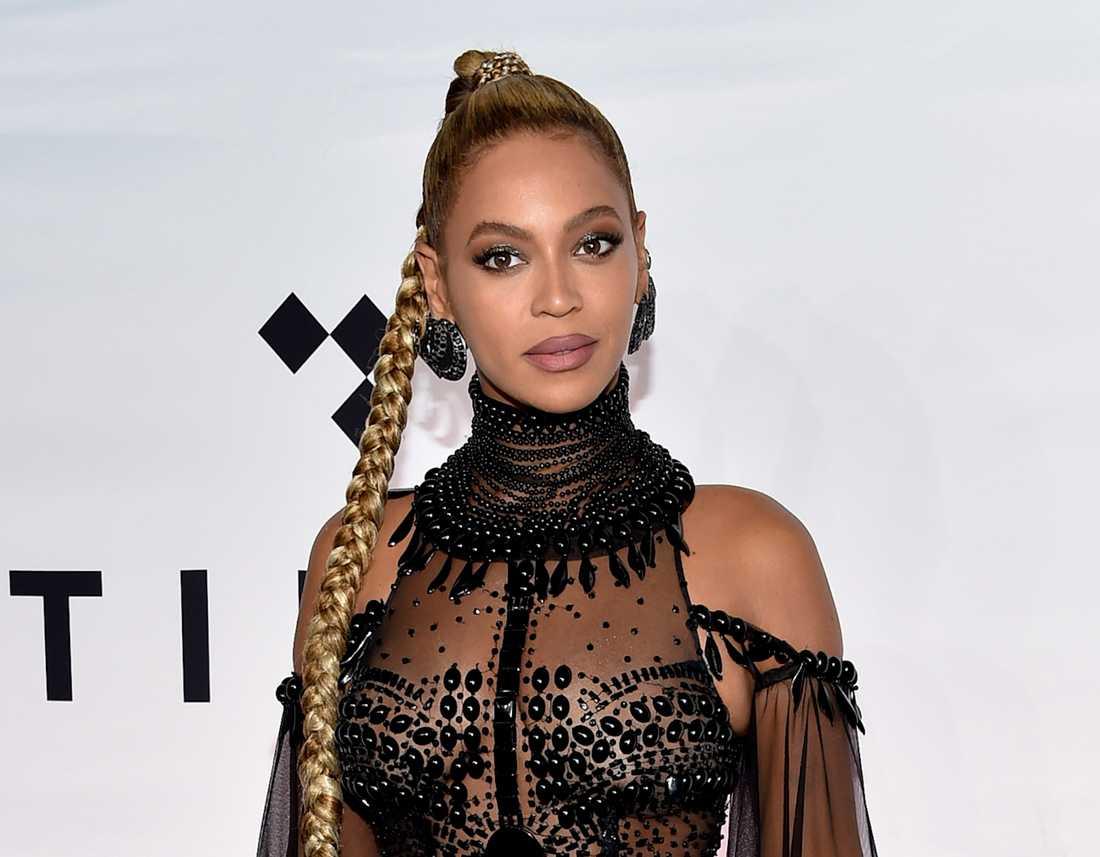 Artisten Beyoncé Knowles. Arkivbild.