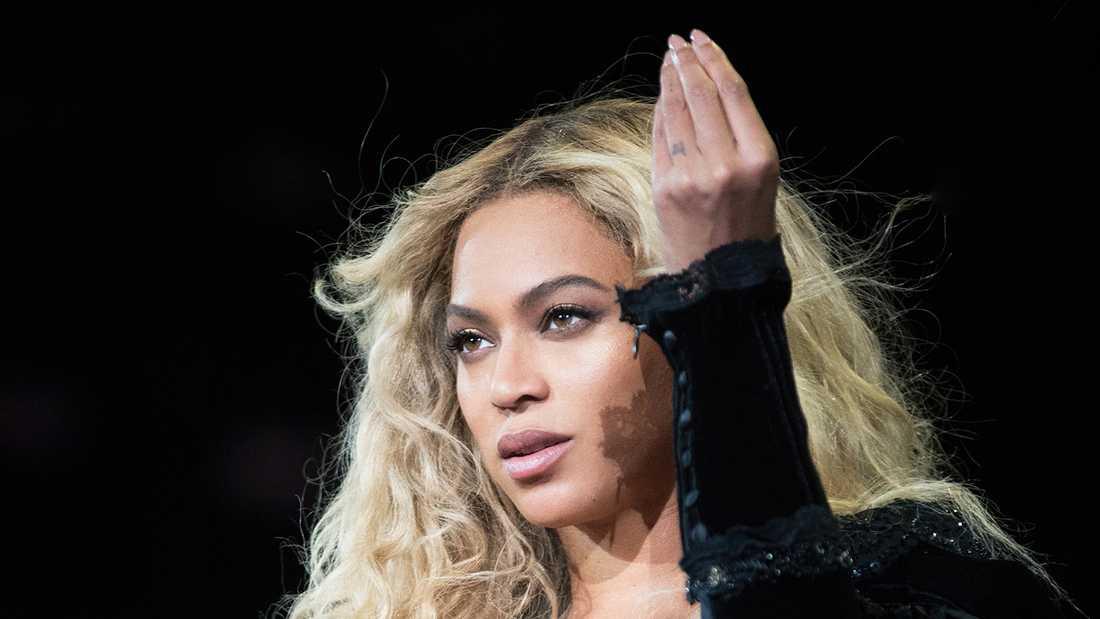 2. Beyoncé.